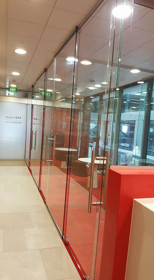 Glass Partitions & Doors
